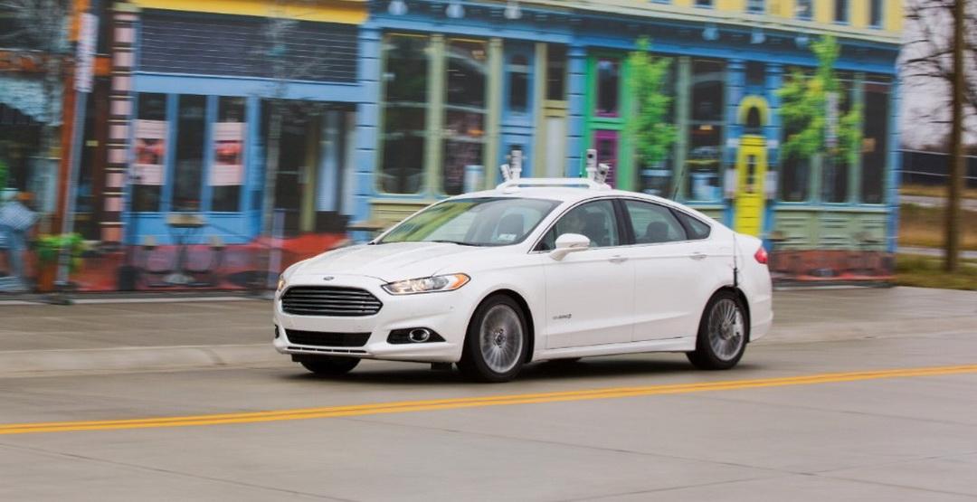 Ford запускает в серию беспилотные авто 1