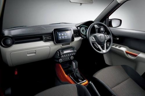 Официальные фото Suzuki Ignis 3