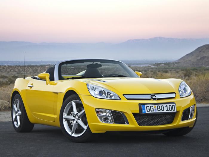 Концепт купе Opel GT появиться в Женеве в 2016 году 1