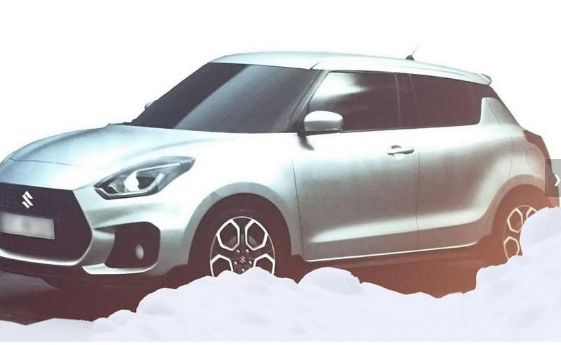 Компания Suzuki презентует новый Swift 2