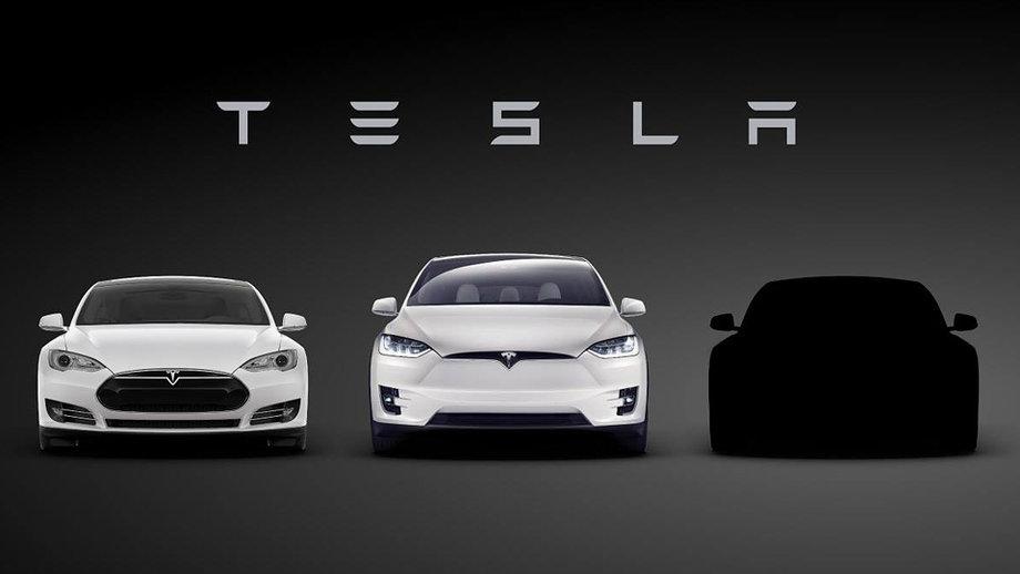 Tesla создала новый «доступный» электромобиль 1