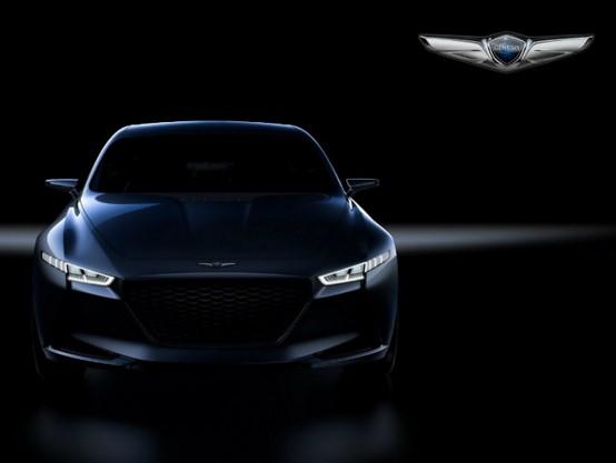 Hyundai «бросает вызов» БМВ 3-Series и Мерседес Benz C-Class 1