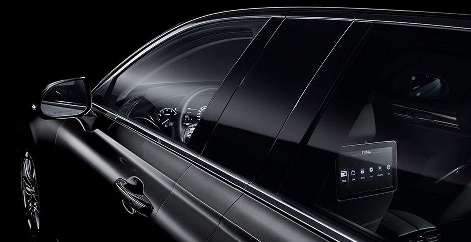 Hyundai представил новый Genesis EQ900 L 1