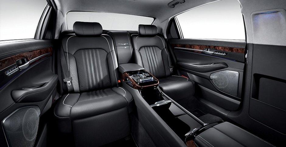 Hyundai представил новый Genesis EQ900 L 2