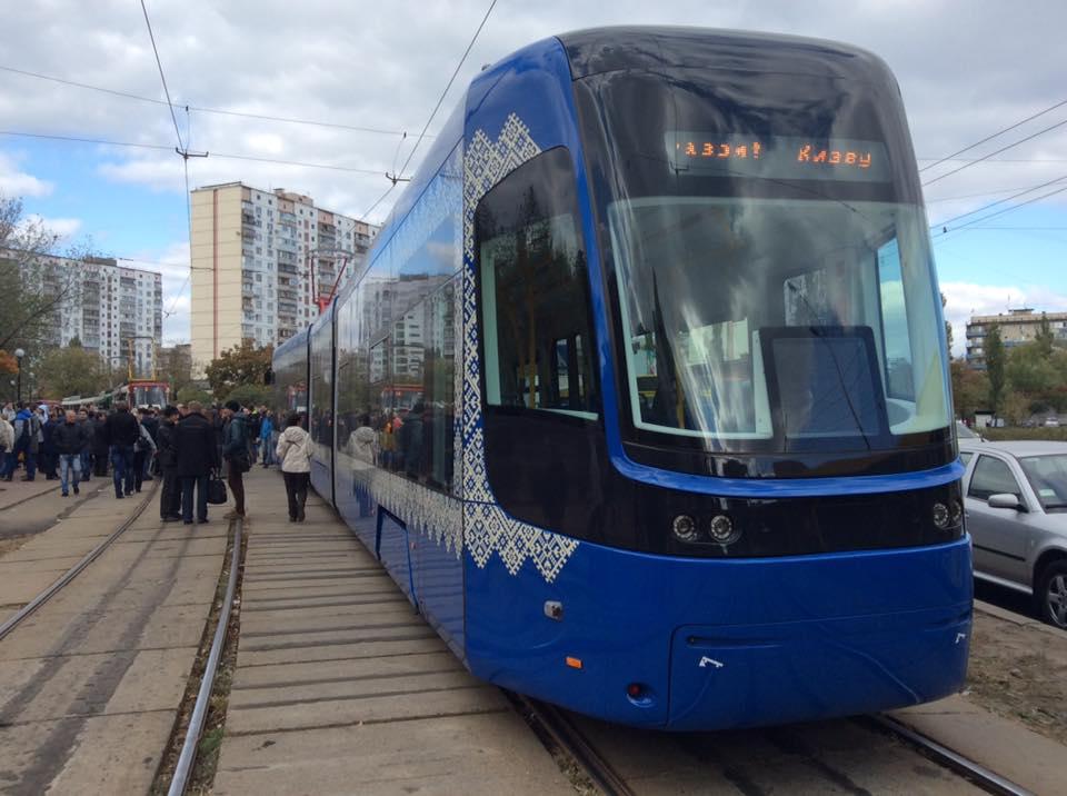 Почему в Украине выбрали польские трамваи «Pesa», а не львовские «Электрон» 1