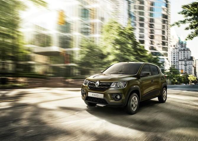 Renault выпустит новую версию самого дешевого автомобиля 1