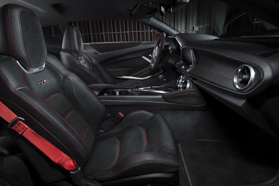 Новый Chevrolet Camaro оборудуют 10-ступенчатым автоматом 4