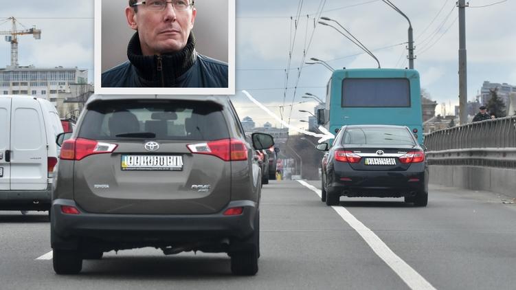 Нардеп Ирина Луценко ездит на работу с нарушением ПДД 2