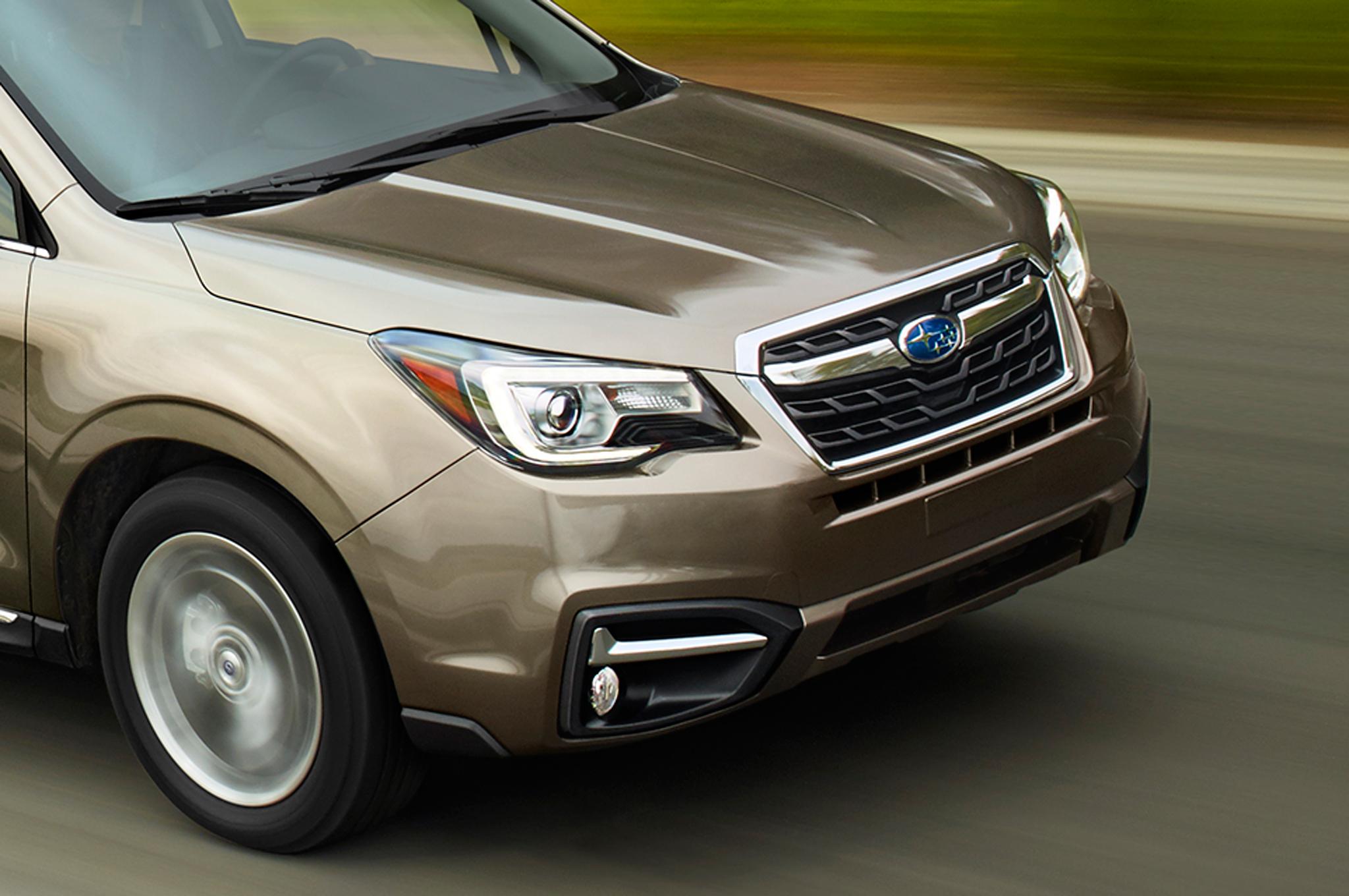 Компания Subaru поделилась некоторыми подробностями о новом Forester 2