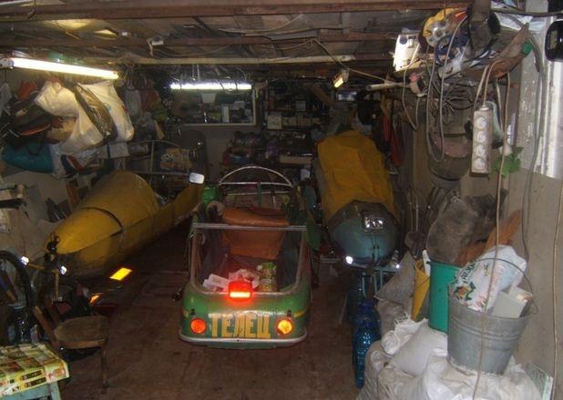 Украинец создает необычайные транспортные средства в собственном гараже 2