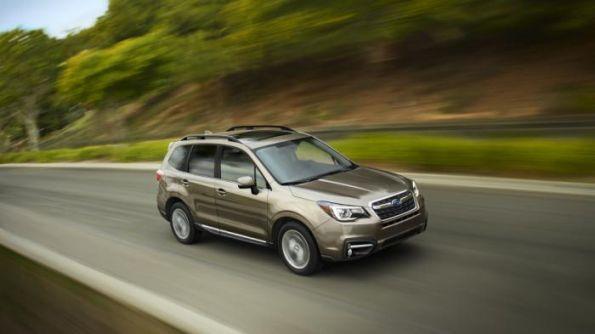 Компания Subaru поделилась некоторыми подробностями о новом Forester 1