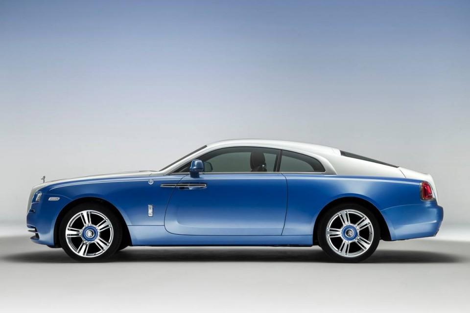 Rolls Royce выпустит «морскую» версию купе Wraith 2