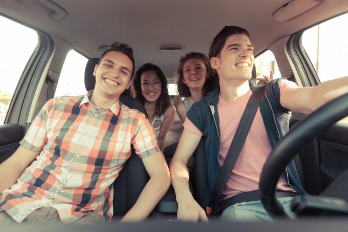 С помощью новой услуги водители могут искать попутчиков для городских поездок 1