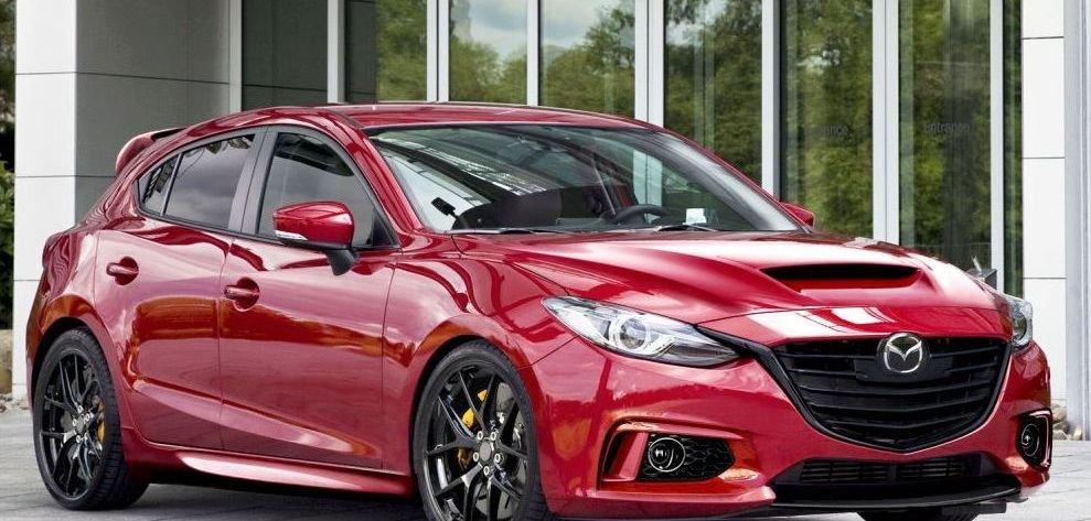 Обновленный Mazda 3 получил агрессивный дизайн 1