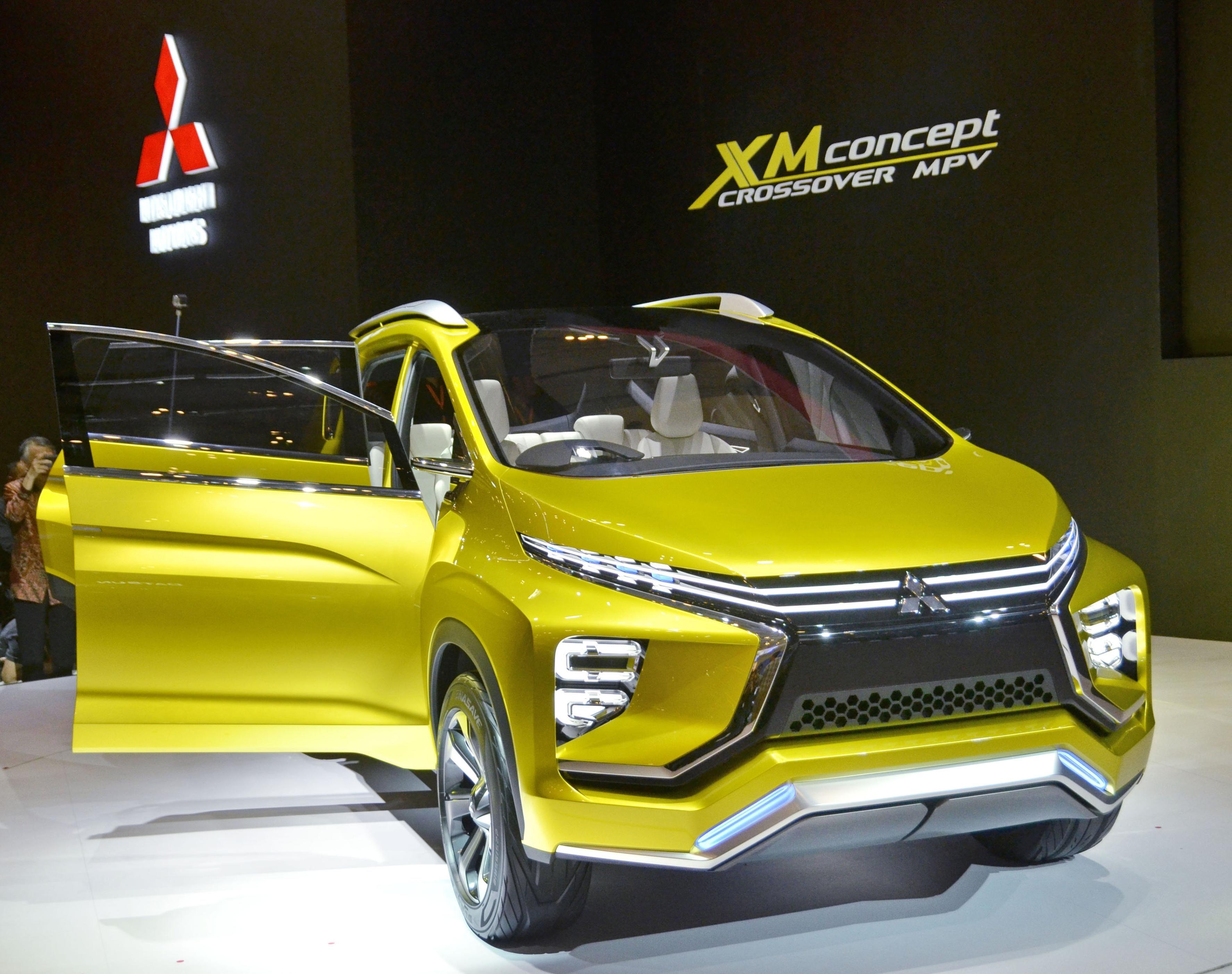Mitsubishi презентовала новую модель 1
