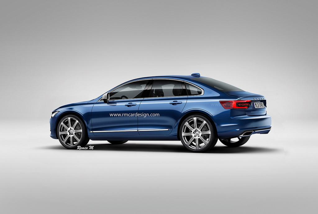Новый Volvo: «полностью автономный» 2
