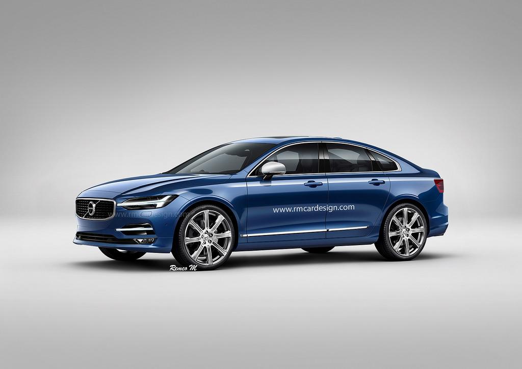 Новый Volvo: «полностью автономный» 1