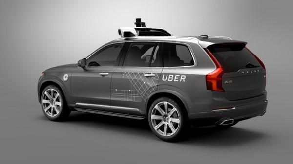 Uber начнет возить пассажиров на беспилотных авто 2