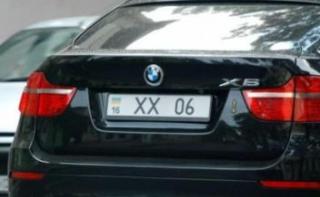 Как украинские номерные знаки «маскируют» в РФ 1