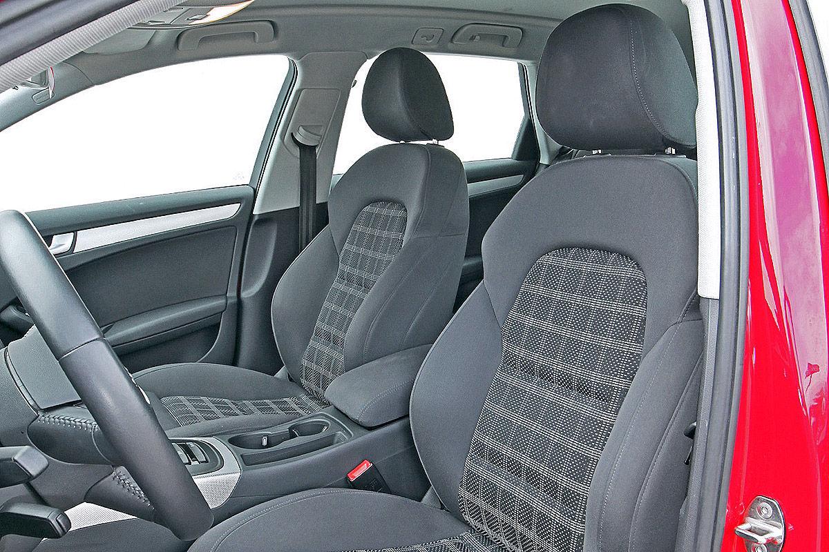 Обзор б/у авто: Audi A4 - «пробег, которого не ощущаешь» 3