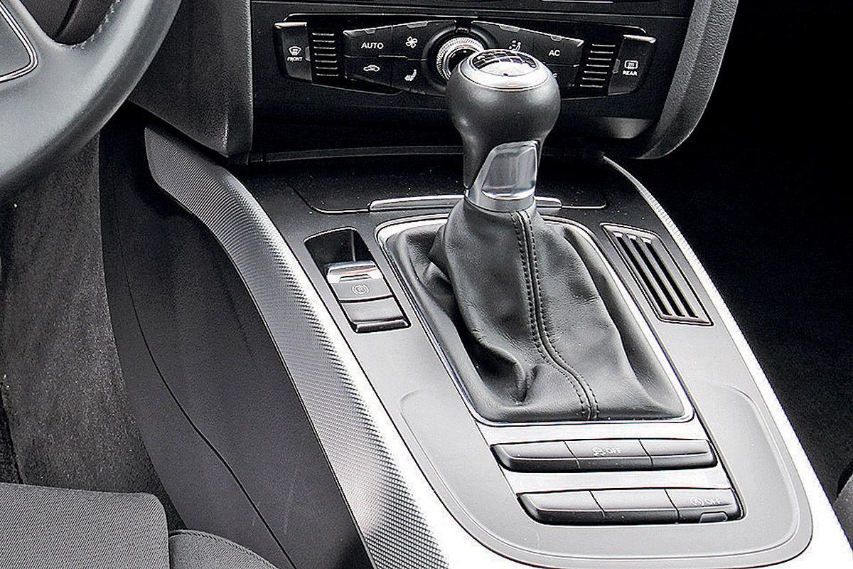 Обзор б/у авто: Audi A4 - «пробег, которого не ощущаешь» 4