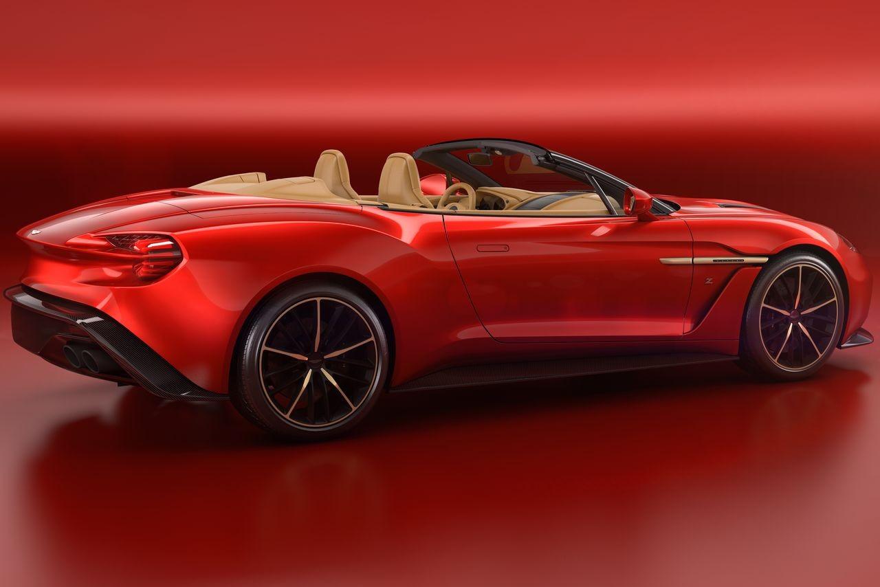 Новый Aston Martin «удивил своими возможностями» 1