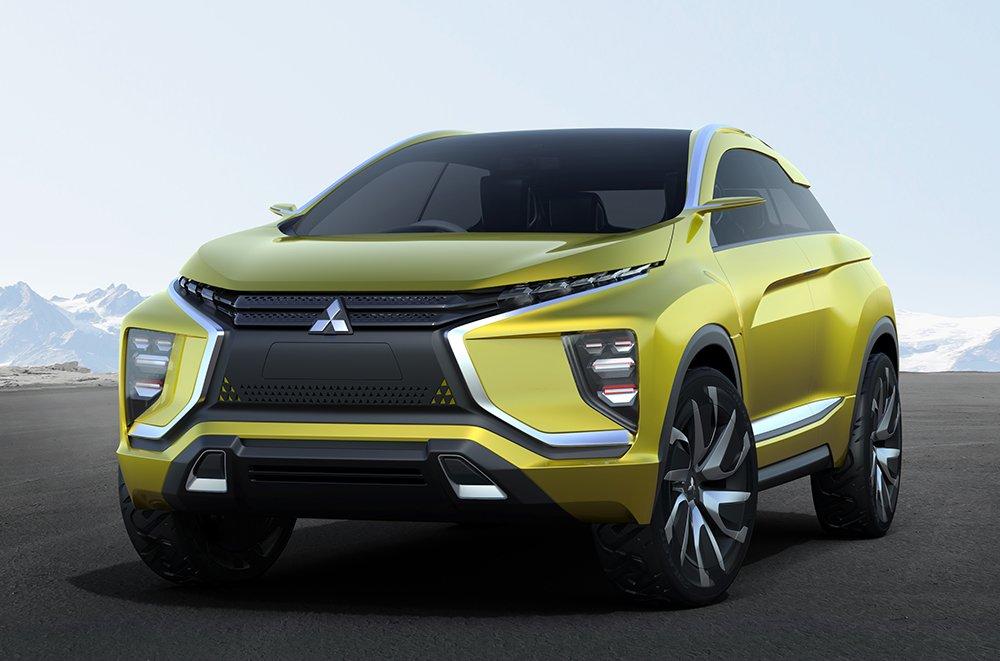 Mitsubishi обещает «революцию» на рынке внедорожников 1