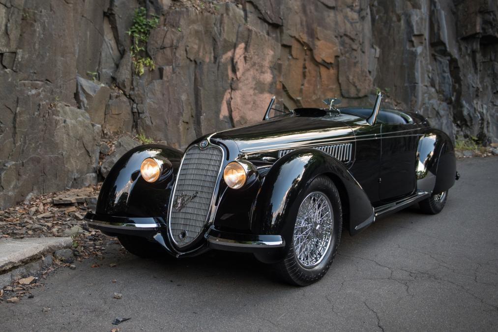 Самые дорогие машины из предложенных на аукционах 4