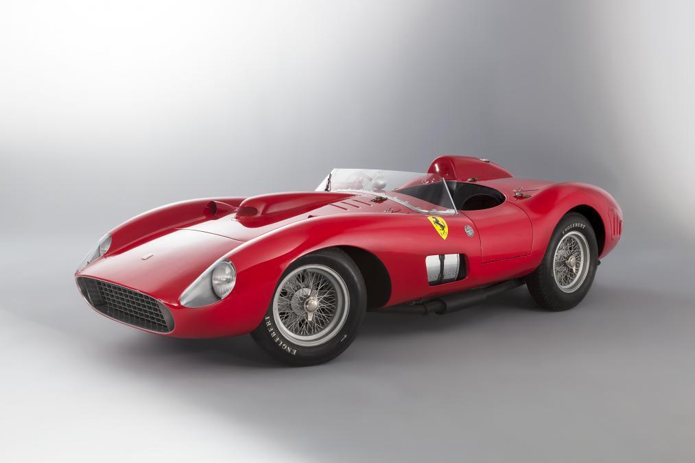Самые дорогие машины из предложенных на аукционах 10