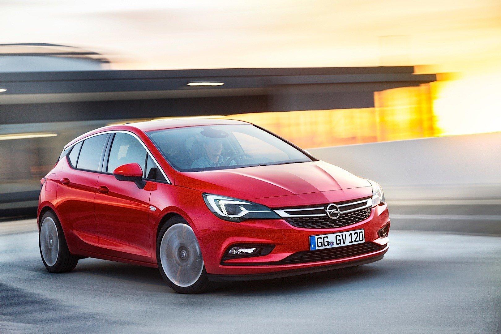 Opel Astra стал «самым популярным» автомобилем в Европе 1