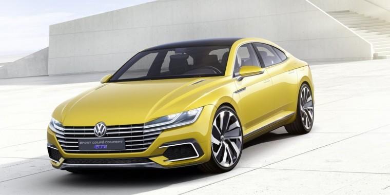 Новый Volkswagen получил 216 лошадиных сил 1