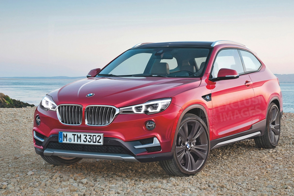 Руководство BMW уточнило когда презентует X2 1