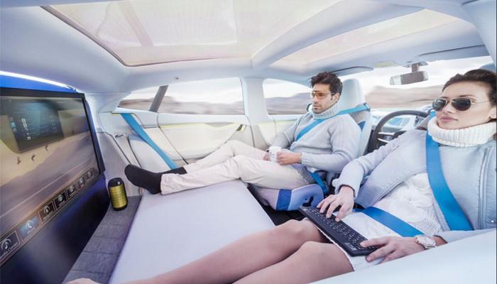 Первое в мире беспилотное такси выехало на дороги 1