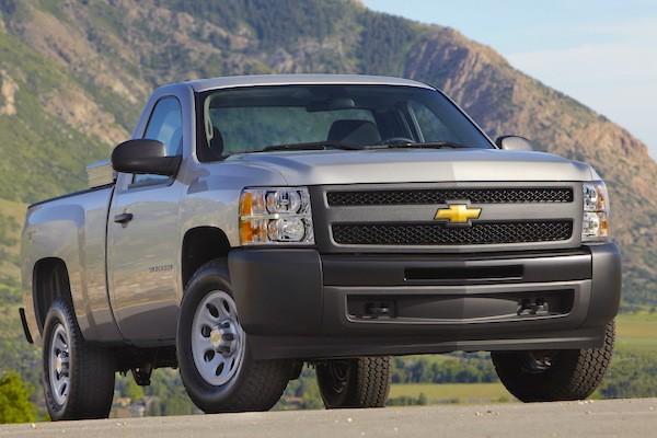 Марка Chevrolet стала лидером 1