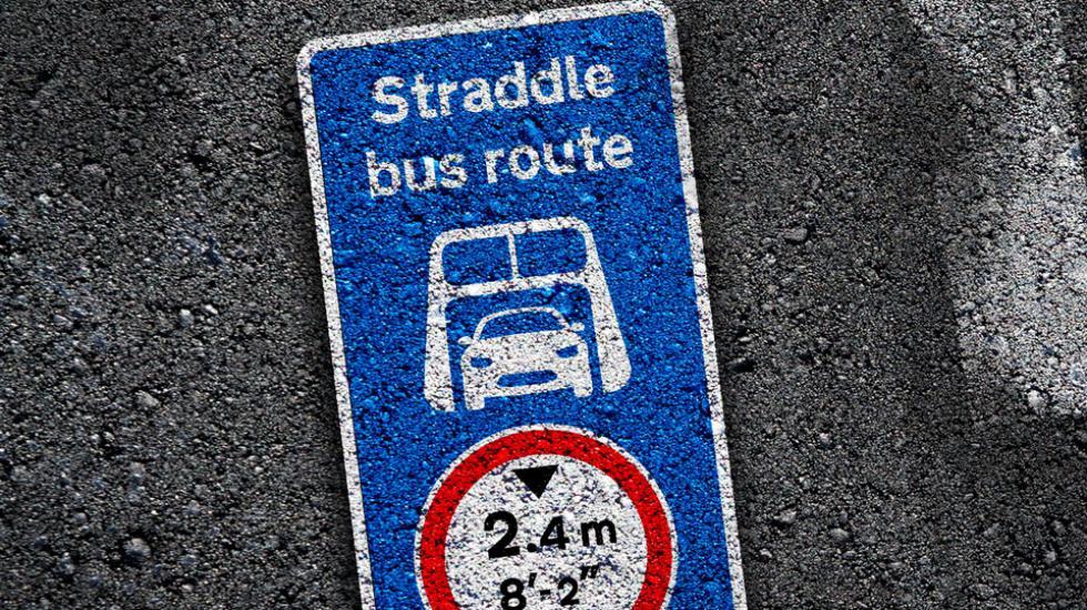 «Минутка фантазии»: дорожные знаки в будущем 4