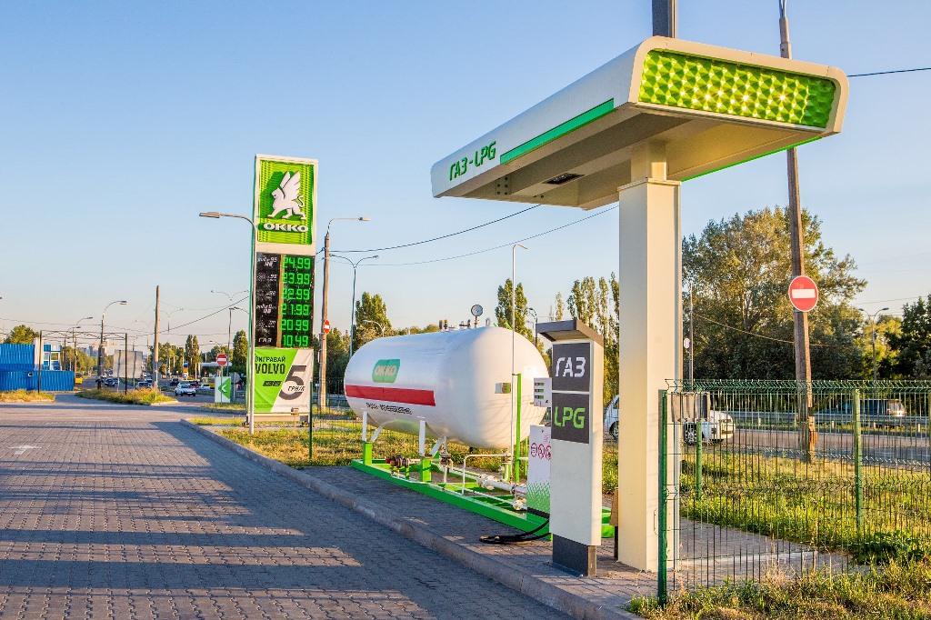 «ОККО» расширяет сеть газовых модулей в Западной Украине 2
