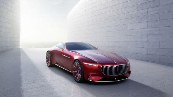 Mercedes-Benz представил новое концептуальное купе 2