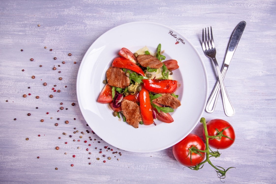 Сезон вкусной Сицилии в ресторанах Pasta Mia на «ОККО» 1