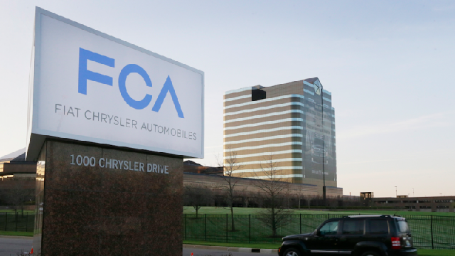 Концерн Fiat-Chrysler обвинили в мошенничестве 1