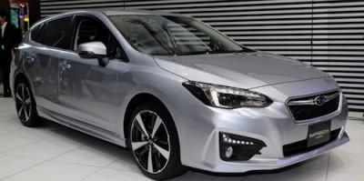 Subaru оснастили подушкой безопасности пешехода 1