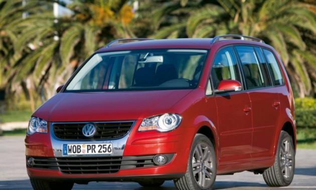 Volkswagen отзывает тридцать тысяч автомобилей с ГБО 2