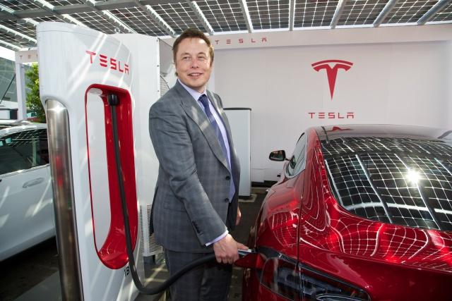 Марка Tesla оснастит модели инновационной системой 1