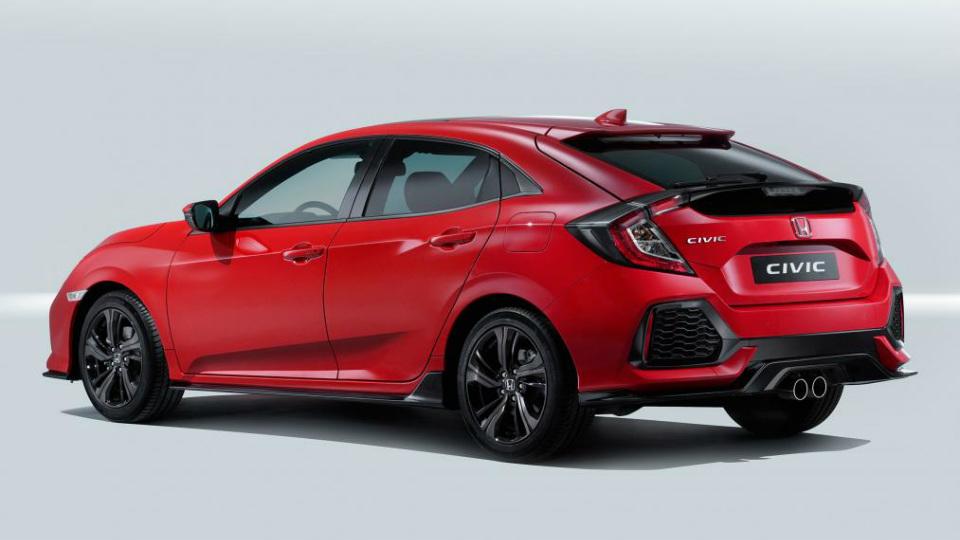 Новый Honda Civic получил турбодвигатель 2