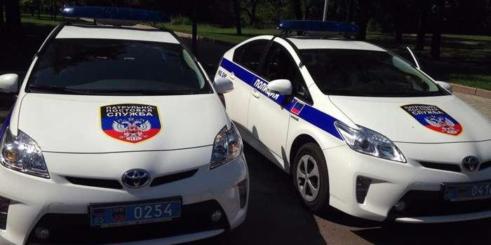 На Востоке Украины автовладельцам выдают «новые» номерные знаки 1