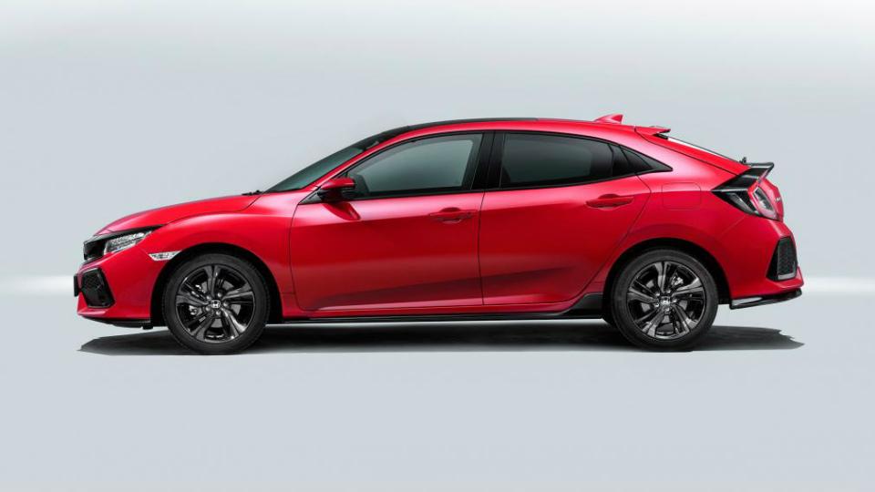 Новый Honda Civic получил турбодвигатель 1