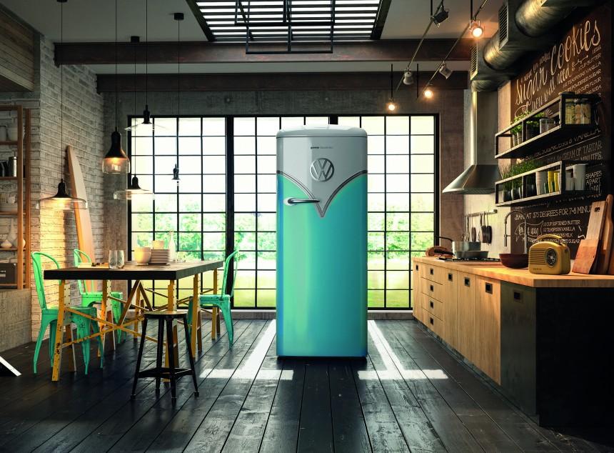 Марка Volkswagen удивила: «холодильники вместо авто» 1