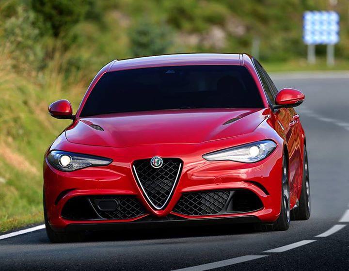 Alfa Romeo презентует 6 новых моделей 1