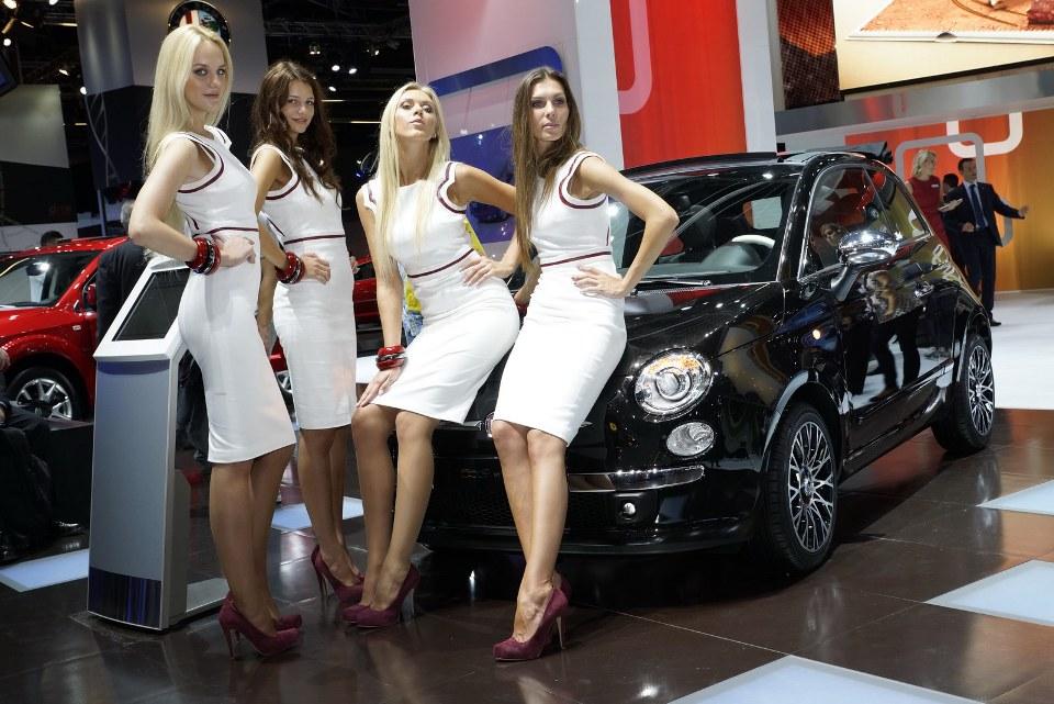 Ford, Volvo и Aston Martin отказались от Парижского моторшоу 1