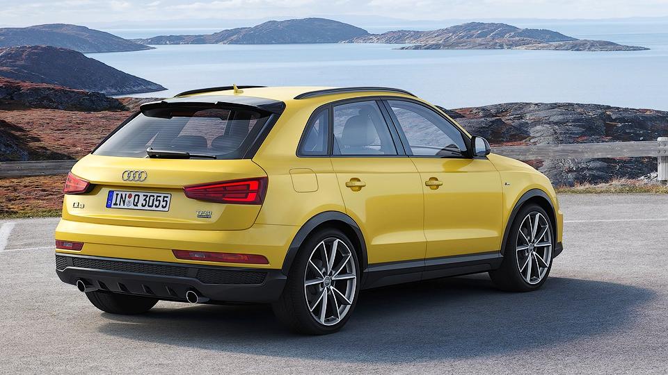 Обновленный Audi Q3 получил новую модификацию 1