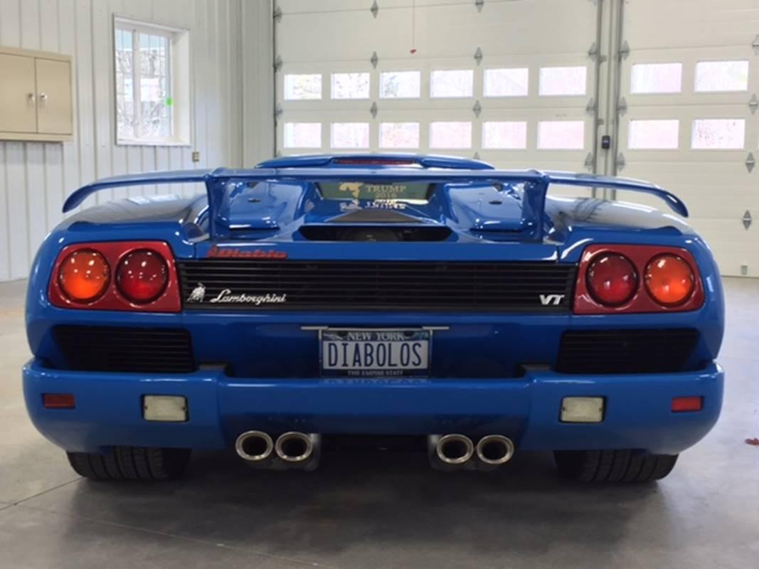 Lamborghini, принадлежавший Трампу, выставлен на аукцион 1